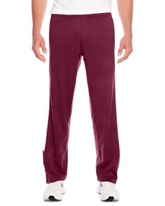 Sp Maroon/ Wht Men's Elite Performance Fleece Pant