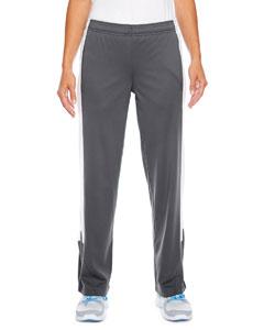 Sp Graphite/ Wht Ladies' Elite Performance Fleece Pant