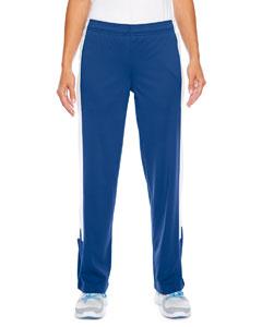 Sport Royal/ Wht Ladies' Elite Performance Fleece Pant