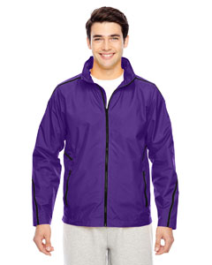 Sport Purple Conquest Jacket with Mesh Lining
