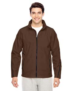 Sport Dark Brown Conquest Jacket with Mesh Lining