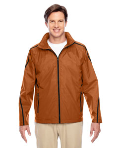 Sp Burnt Orange Conquest Jacket with Fleece Lining