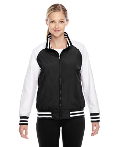 Black Ladies' Championship Jacket