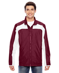 Sport Maroon Men's Squad Jacket