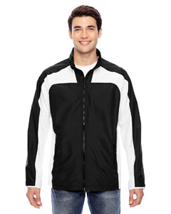 Black Men's Squad Jacket