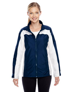 Sport Dark Navy Ladies' Squad Jacket