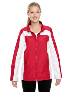 Sport Red Ladies' Squad Jacket