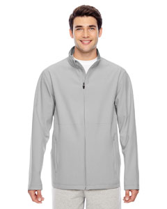Sport Silver Men's Leader Soft Shell Jacket