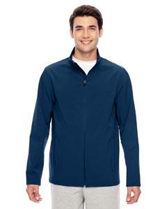 Sport Dark Navy Men's Leader Soft Shell Jacket