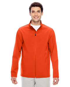 Sport Orange Men's Leader Soft Shell Jacket