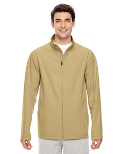 Sport Vegas Gold Men's Leader Soft Shell Jacket