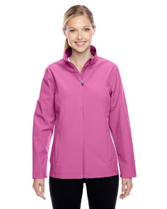 Sport Chrty Pink Ladies' Leader Soft Shell Jacket