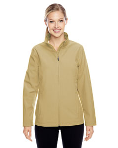 Sport Vegas Gold Ladies' Leader Soft Shell Jacket