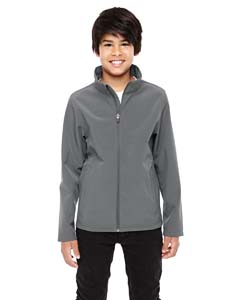 Sport Graphite Youth Leader Soft Shell Jacket