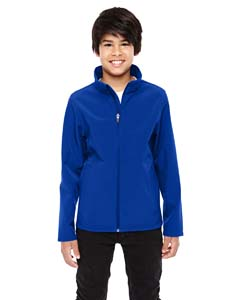 Sport Royal Youth Leader Soft Shell Jacket
