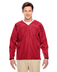 Sport Red Men's Dominator Waterproof Windshirt