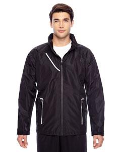 Black Men's Dominator Waterproof Jacket
