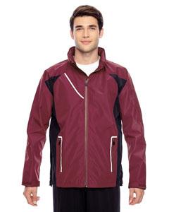 Sport Maroon Men's Dominator Waterproof Jacket