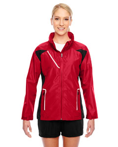 Sport Red Ladies' Dominator Waterproof Jacket