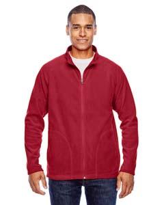 Sp Scarlet Red Men's Campus Microfleece Jacket
