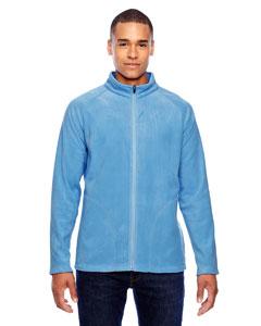 Sport Light Blue Men's Campus Microfleece Jacket