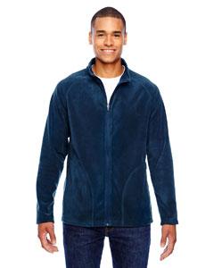 Sport Dark Navy Men's Campus Microfleece Jacket