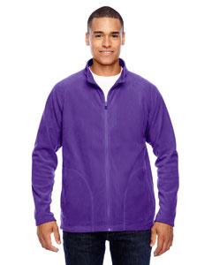 Sport Purple Men's Campus Microfleece Jacket
