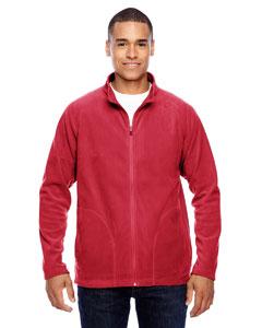 Sport Red Men's Campus Microfleece Jacket