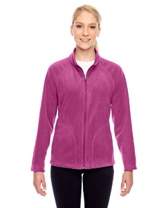 Sport Chrty Pink Ladies' Campus Microfleece Jacket