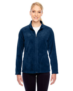 Sport Dark Navy Ladies' Campus Microfleece Jacket