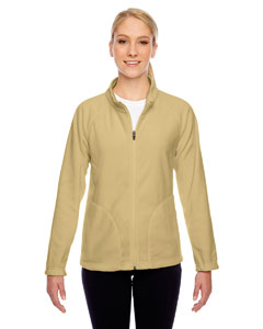 Sport Vegas Gold Ladies' Campus Microfleece Jacket
