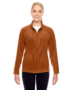 Sport Bnrt Ornge Ladies' Campus Microfleece Jacket