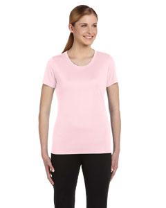 Pink Women's Sports T-Shirt