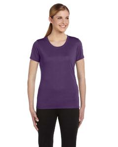 Sport Purple Women's Sports T-Shirt