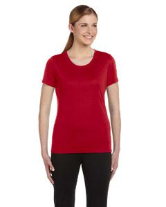 Sport Red Women's Sports T-Shirt