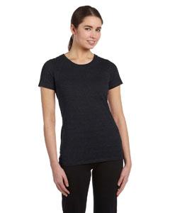 Chrcl Hthr Trblnd Women's Performance Triblend Short-Sleeve T-Shirt