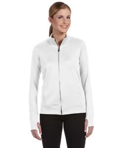 White Women's Lightweight Jacket