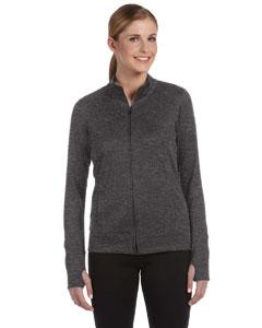 Dk Grey Heather Women's Lightweight Jacket