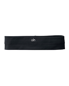 Black Ladies' Headband