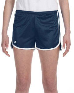 Navy/white Women's' Dazzle Short