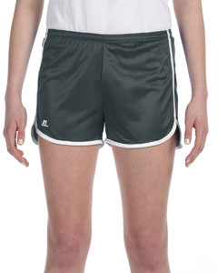 Stealth/white Women's' Dazzle Short